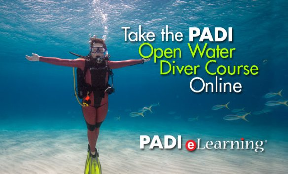 Padi courses and certifications