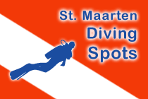 Diving Sites Around St. Maarten