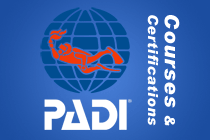 PADI Courses and Certifications on St Maarten